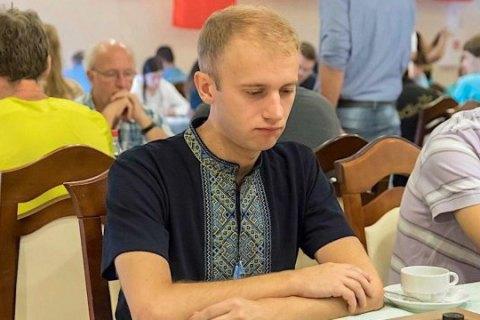 Українець став чемпіоном Європи з шашок