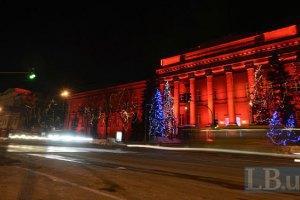 Відомство Табачника припинило інспекцію КНУ після протесту студентів