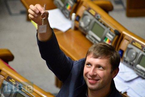 Парасюк готов понести ответственность за нападение на СБУ-шника
