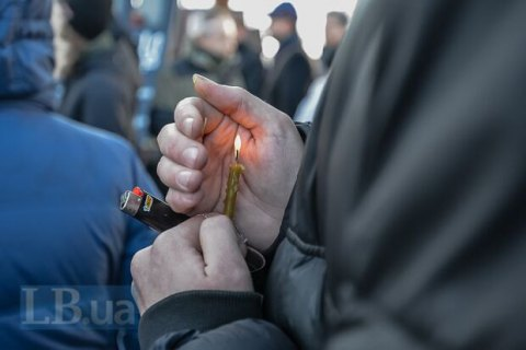У Харківському госпіталі помер боєць АТО