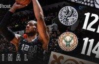 Матч чемпіонату НБА було перервано через появу кажана
