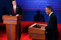 США. Перші дебати - перший бій