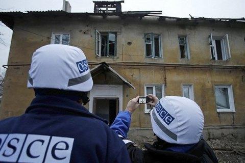Боевики на Донбассе спрятали от наблюдателей ОБСЕ 7 гаубиц, - ООС