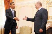 Обама обговорить сирійську ситуацію з Путіним