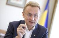 Мэр Львова Садовый выздоровел от коронавируса