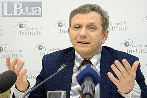 Устенко: ВВП Украины должен расти от 5% в год, иначе будет деградация