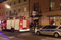 В украинском культурном центре в Варшаве взорвали бомбу