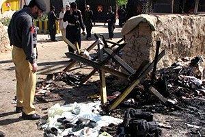 Два футболісти загинули внаслідок теракту в Пакистані