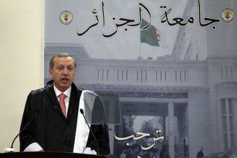Ердоган назвав Туреччину господаркою в Європі