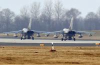 США передислоцировали свои самолеты в Сирии