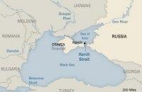 NYT отказалась исправлять карту с Крымом по просьбе Украины