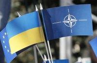В НАТО заявили, що Україна отримає членство через ПДЧ