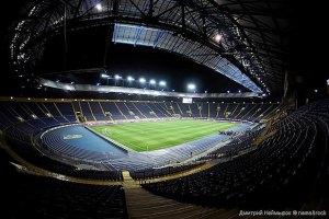 Украинские стадионы поражают французов