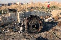 Українські експерти першими виявили причину аварії рейсу PS752 в Ірані
