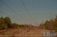 У Чорнобильській зоні виникла пожежа (оновлено)