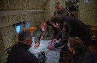 Правительственная группа вылетела в Луганскую область, где бушуют лесные пожары