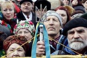 Количество украинцев сократилось на 30 тысяч с начала года