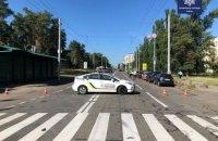 У Деснянському районі Києва через підозрілий пакет обмежували рух вулицею Кіото (оновлено)