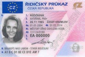 Кабмін розпланував введення водійських прав європейського зразка