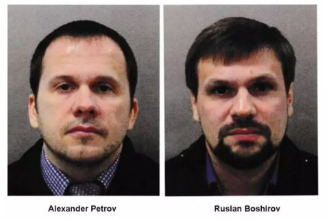 """У Кремлі не підтвердили інформацію про затримання прикордонника, який розкрив інформацію про """"Петрова"""" і """"Боширова"""""""