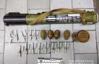 Полиция Харькова задержала в метро мужчину с 6 гранатами