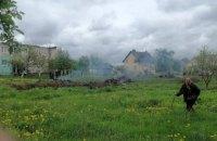 В Білорусі розбився навчальний військовий літак, екіпаж загинув
