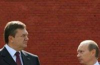 Путин не ждет Януковича на своей инаугурации