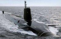 У США горить атомний підводний човен