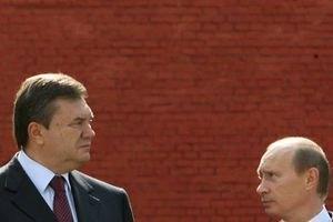 Путин требует от Януковича ратификации ЗСТ