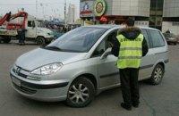 У Києві сталася сутичка між власником мережі магазинів та інспектором із паркування
