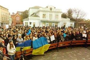 Минобразования подделало обращение ужгородских студентов
