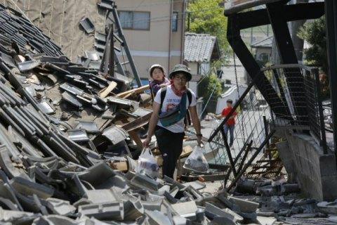 Кількість загиблих під час землетрусів у Японії зросла до 47 осіб