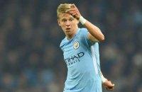 Зінченко зламав ніс у матчі чемпіонату Англії