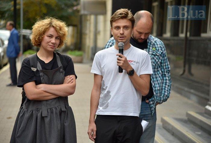 Катерина Бутко и Владислав Грезьев