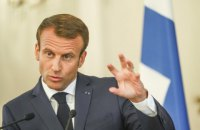 """Макрон закликав Європу створити свою армію """"для захисту від Росії, Китаю і навіть США"""""""