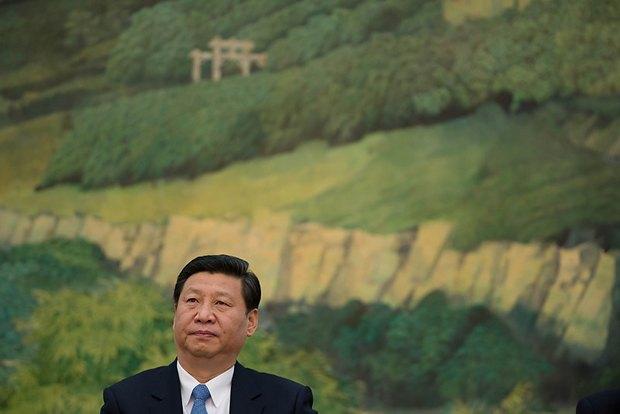 Сі Цзіньпін, генеральний секретар Китайської компартії