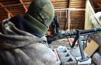Двоє військовослужбовців загинули в зоні АТО в п'ятницю