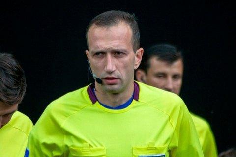 Український футбольний арбітр Юрій Вакс продовжить кар'єру в Криму