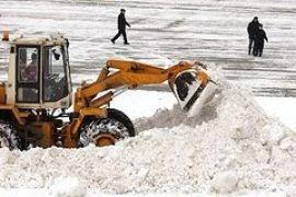 В Одессе из-за снегопада введено чрезвычайное положение