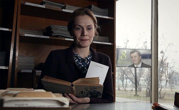 Кадр из фильма Красивая женщина