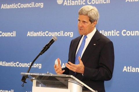 Керрі назвав Росію одним з агресорів, що створюють конфлікти у світі