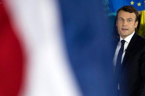 Макрон призвал европейских лидеров определиться с будущим ЕС до 2019 года