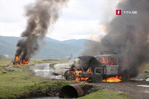 У Грузії під час акції проти будівництва ГЕС постраждали 40 осіб