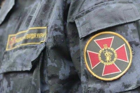 На Сумщині затримали нацгвардійця, якого підозрюють в умисному вбивстві