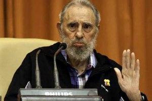 Фідель Кастро прокоментував нормалізацію відносин США та Куби