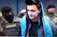 Суд арестовал двух подозреваемых в покушении на Парубия