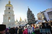 Правоохоронці напередодні Різдва перевірили понад 8 тисяч церков