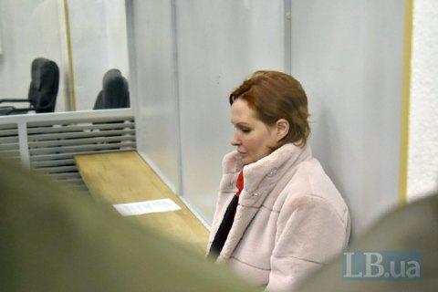 Киевский апелляционный суд оставил в силе арест подозреваемой в убийстве Шеремета Юлии Кузьменко