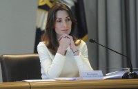 Эка Згуладзе подала в отставку (обновлено)