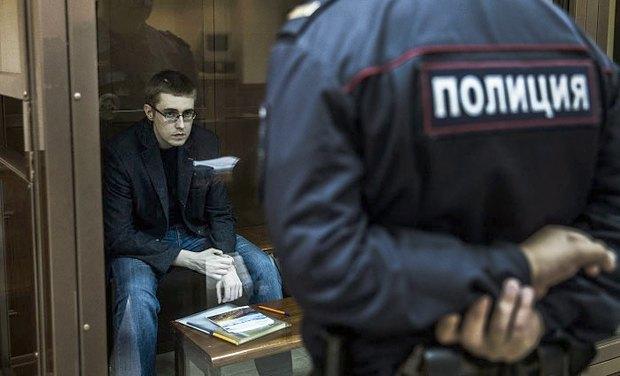 Горячев в ожидании приговора в суде